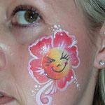 Face painting von den Facepainters aus Hinte in Emden, Leer, Aurich, Norden, Esens, Juist, Cloppenburg, Pesum, Greetsiel, Krummhörn, Freepsum,