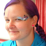 Eye-Design von den Facepainters