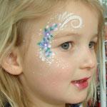 Kinderschminken von den Facepainters für Max Moritz