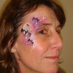 Face painting oder Kinderschminken von den Facepainters