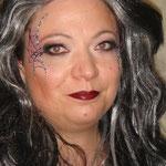 Karnevalschminken von den Facepainters