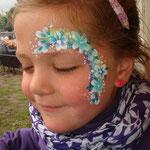 Kinderschminken, Facepianting von den Facepainters aus Hinte in Emden, Norden, aurich, Leer, Esens, Juist, Cloppenburg, Pewsum, Krummhörn, Greetsiel