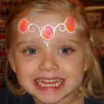 Kinderschminken im Multi Emden