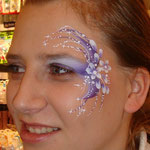 Eye design von den Facepainters