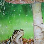 "Ausschnitt ""Nutzgemeinschaft im Regen"""