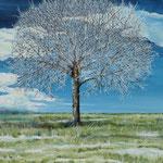 """Winter"", 50 cm x 60 cm"