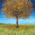 """""""Herbst"""", 50 cm x 60 cm"""