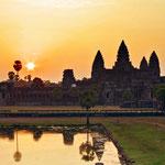 Wetter und Reisezeit in Kambodscha