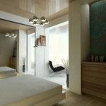 Спальная_вид от входа