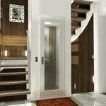 Лестнично-лифтовой холл