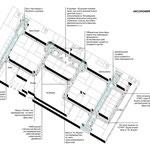 Аксонометрия предложенного нами планировочного решения