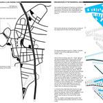 Схема новых дорог, площадей и парковок | Концепция жилой застройки