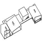 Экономичное мобильное жилище на старых крышах - концептуальный проект в реальных условиях, 2007 год