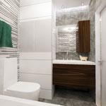 Ванная комната_вид на раковину