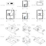 Несколько разработанных типов домиков