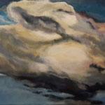 Fuchur, 2019, Acryl/LW, 70 x 100 cm