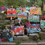 Graffiti Workshop Kirchzarten