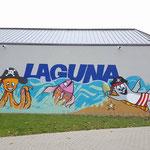 Laguna Schwimmbad Weil am Rhein / Basel