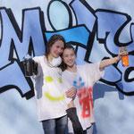 Graffiti Geburtstags-Workshop