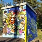 Graffiti Workshop Waldshut