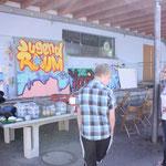 Graffitiworkshop Tunsel