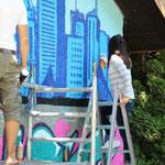 Graffiti Workshop Sankt Blasien