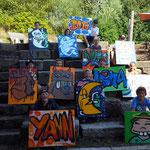 Graffitiworkshop Kirchzarten