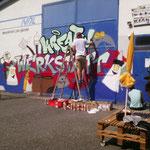 Graffitiworkshop NAL Lahr