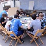 Workshop Tunsel