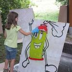 Graffitiworkshop Glottertal
