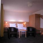 Hotel Alpenblick, Zimmer