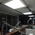 Microsoft Unterschleißheim, Entwurf Panel, Büroetage