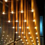 Lichtobjekt Treppe Stuttgart