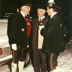 70iger Ehrenobmann Sebastian Rohregger 1983