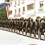 Schützenkompanie 1990