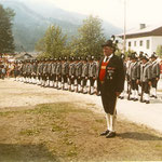 Gründung Panzlschützen 1970