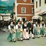 Schützenfest in Mittersill