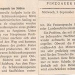 Ehrenkompanie Assling 1973