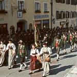 Bataillonsfest Taxenbach 2011