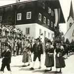 Ehrenkompanie Hopfgarten 1979