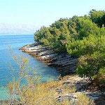 Insel Brac_Postira_Natur_Strand