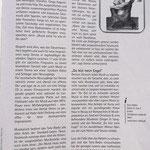 Interview mit DJane D_nise L' / Tanz-Radio Seite 2 (Pic by Ute Leduc/ Denise Lau)