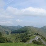 Pays basque - paysage du piémont