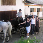 Buschenschankfahrt mit Roswitha und Freunde