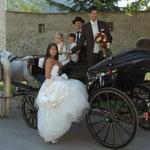 Hochzeit von Familie Steiner