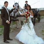 Hochzeit der Fam. Steiner in Judendorf / Straßengel