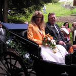 Hochzeit in Unterwald / Ligist bei der Fam. Reinisch