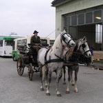 Charityfahrt Busgarage