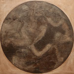 Mayer_Rondo_braun mit Sand_140cmx140cm_4313