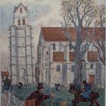la tour penchée de St Martin